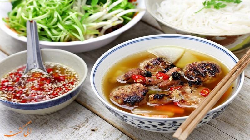 غذاهای خیابانی جنوب شرقی آسیا