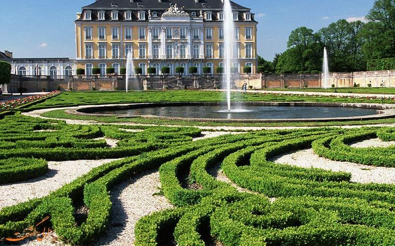 باغ گل آلمان