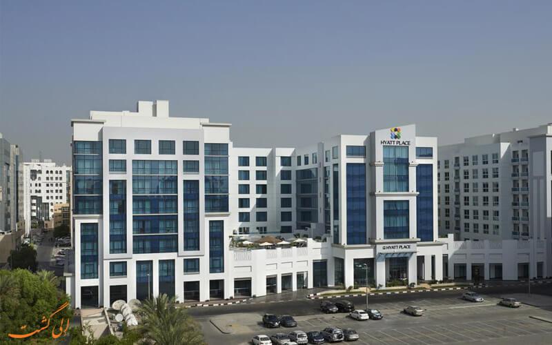 هتل-حیات-پلیس-دبی