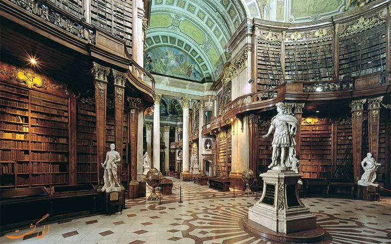 کتابخانه وین
