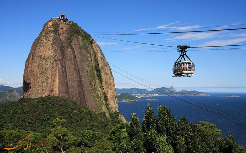 کوه کله قندی برزیل