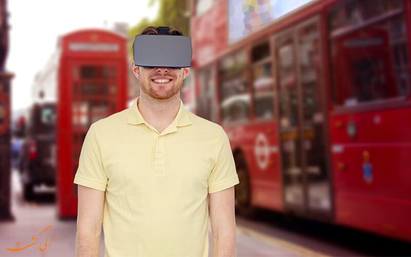 تکنولوژی در سفر