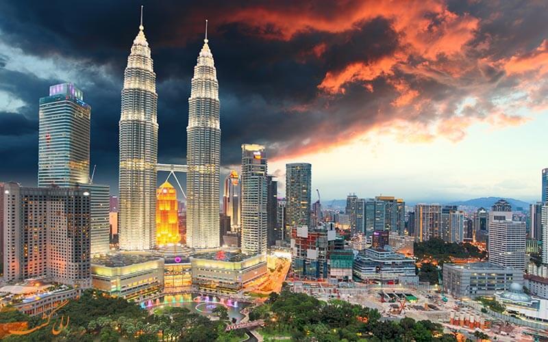 مالزی - کوالالامپور-هتل کنکورد کوالالامپور
