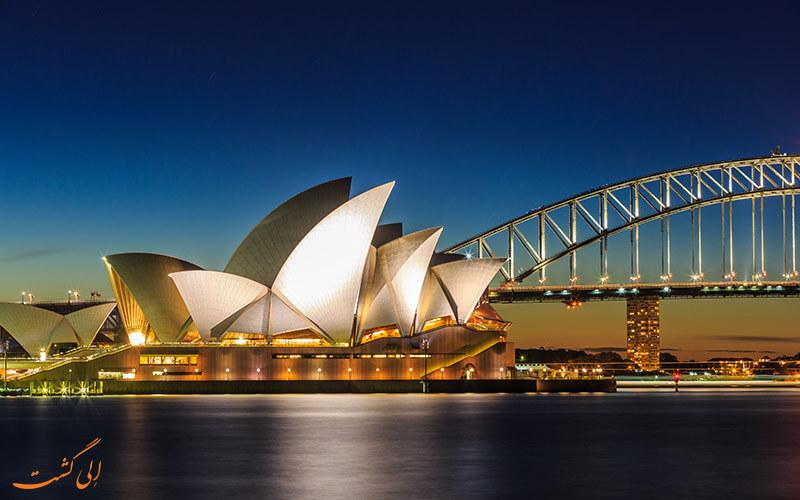 تالار اپرای سیدنی