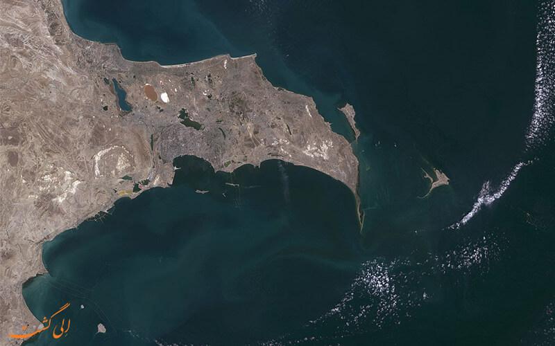شبه جزیره آبشرون