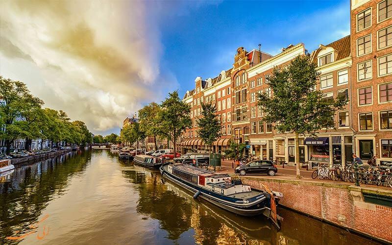 کانال بلت | The Canal Belt
