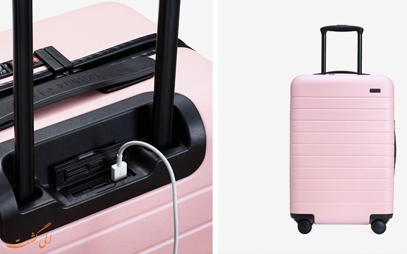 چمدان هوشمند مسافرتی