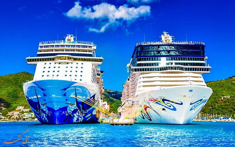 سفر با کشتی کروز