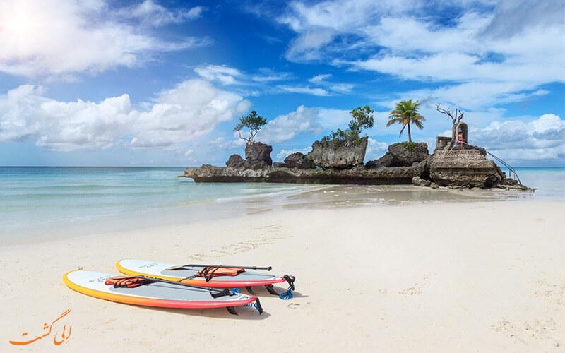 ساحل سفید فیلیپین