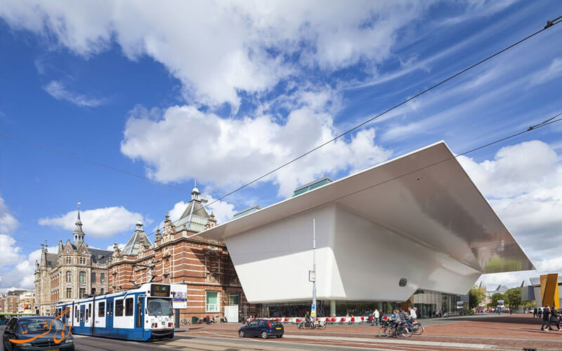 موزه اشتدلیک آمستردام | Stedelijk Museum Amsterdam