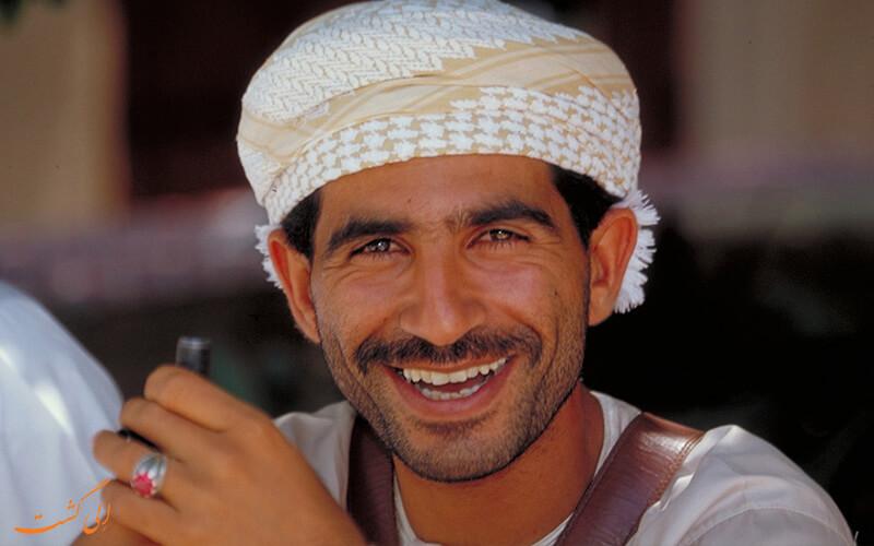 فردی محلی در عمان