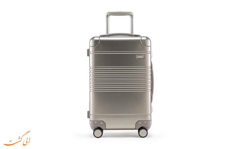 چمدان هوشمند | ArloSkyeCarryon