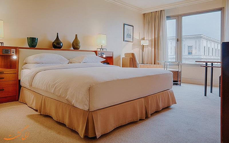 اتاق   هتل گرند حیات استانبول