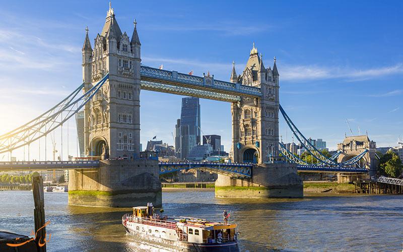 پل تاور در لندن