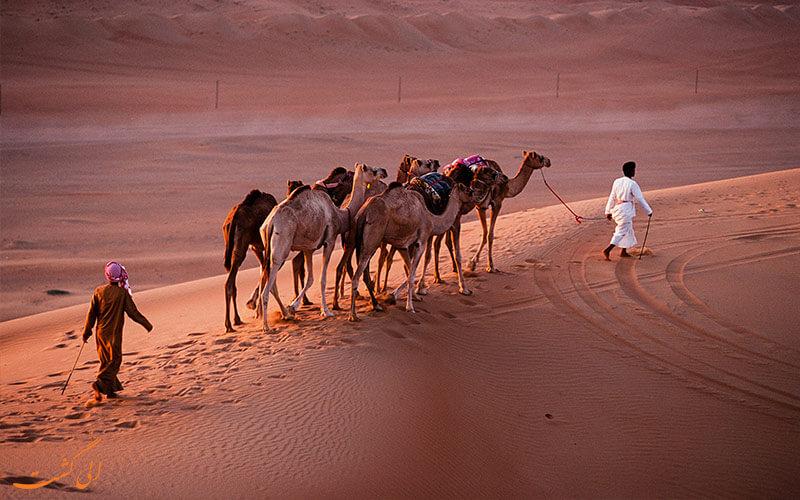 کویر عمان