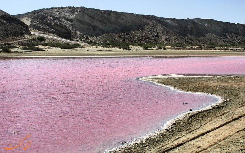 دریاچه لیپار چابهار