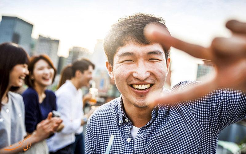 مردم کره جنوبی