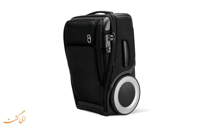 چمدان هوشمند | ROToughTerrain