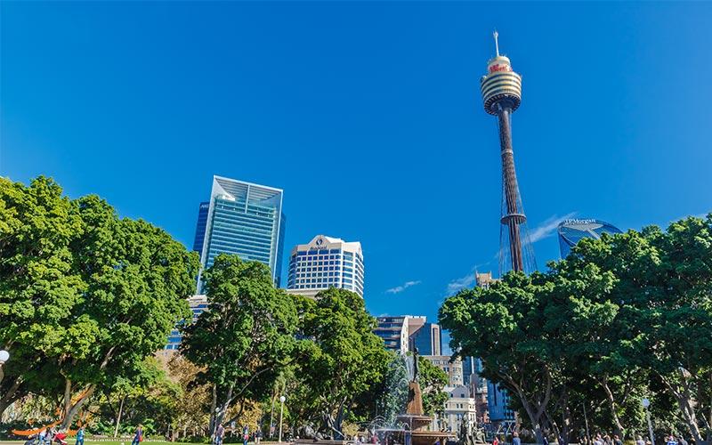برج سیدنی | Sydney Tower
