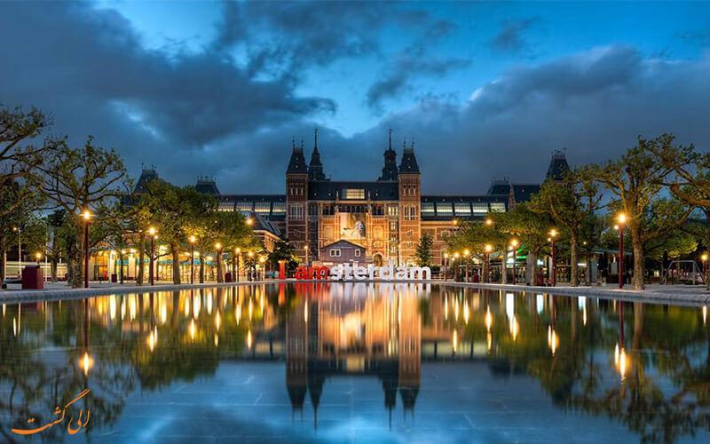 ریکسمیوزیم | The Rijksmusuem