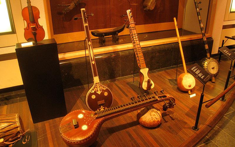موزه سازهای موسیقی در بروکسل