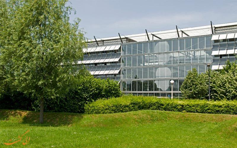 دانشگاه تکنولوژی پاریس