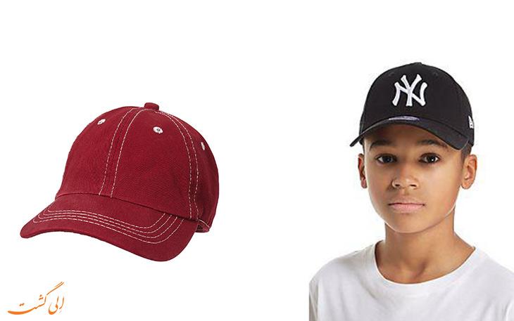 کلاه بیسبال (Baseball)