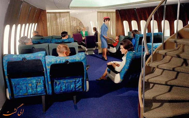 تاریخچه بوئینگ 747