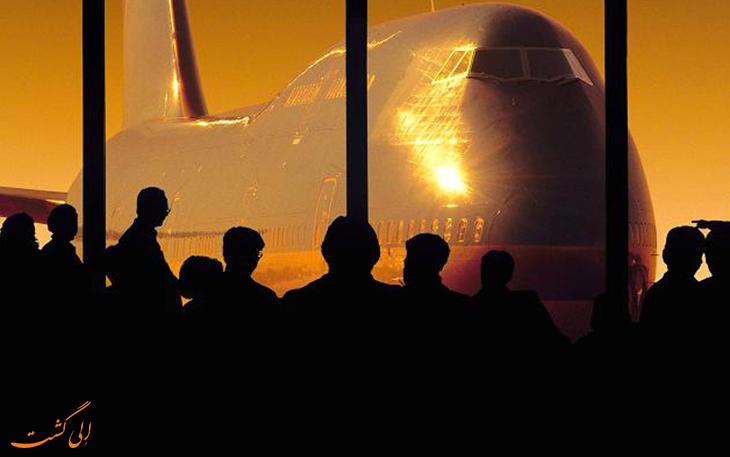 خداحفظ بوئینگ 747
