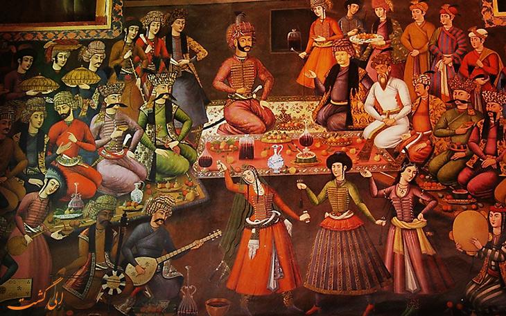 استفاده از کلاه در ایران باستان