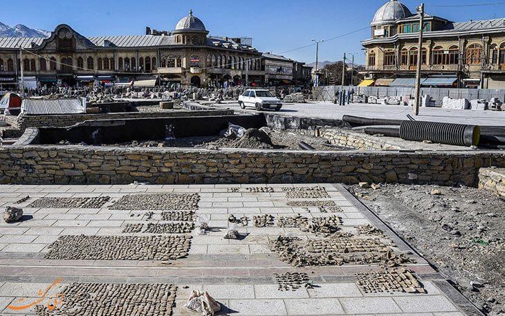 کشف جسد متعلق به 2800 سال