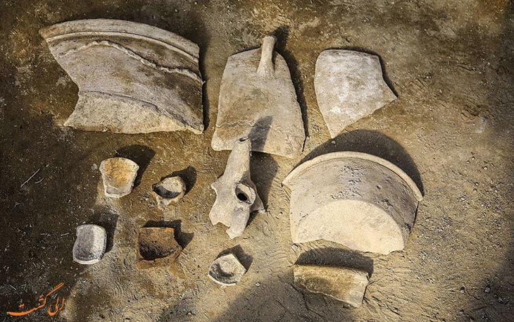 کشف اثر تاریخی همدان