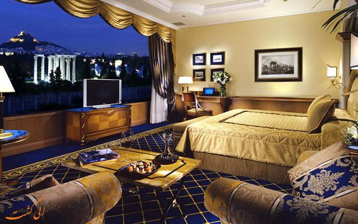 هتل رویال المپیک آتن