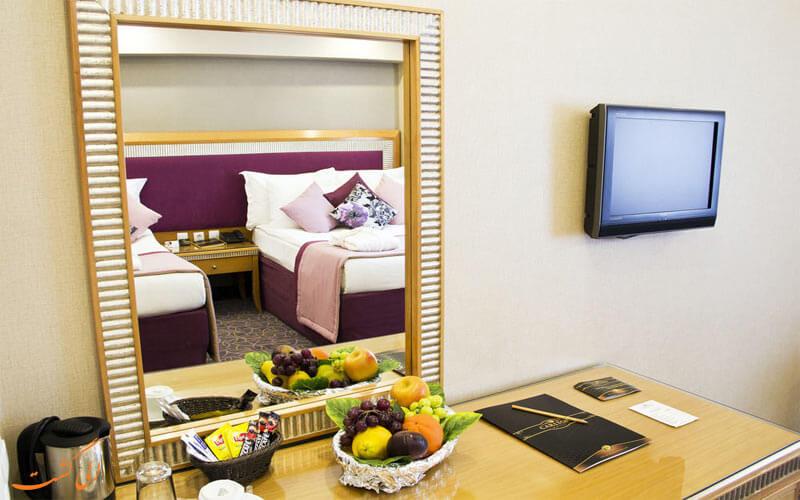 Carlton Hotel- www.eligasht .com