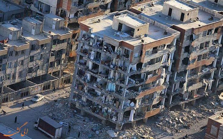 زلزله وزرقان