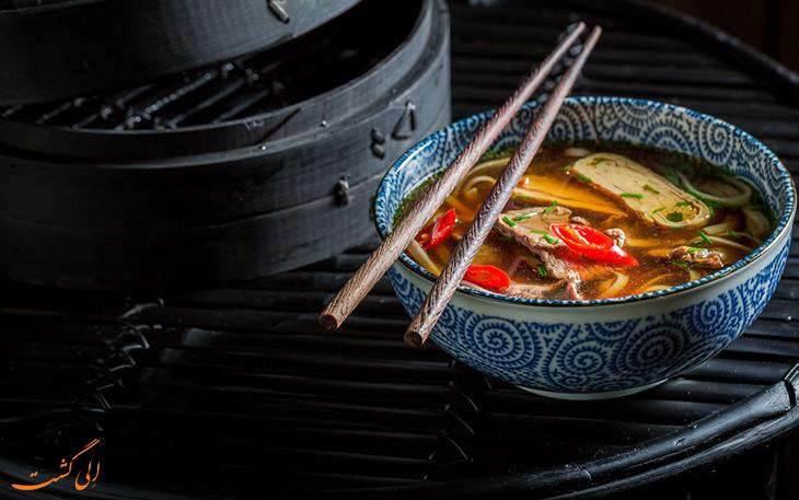 هزینه خورد و خوراک در تایوان