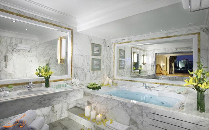 اتاق های هتل رویال المپیک