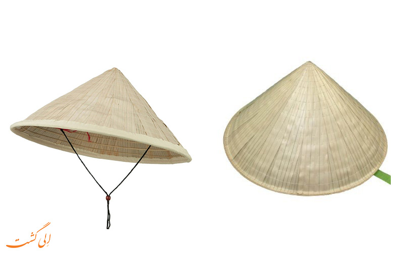 کلاه های آسیایی
