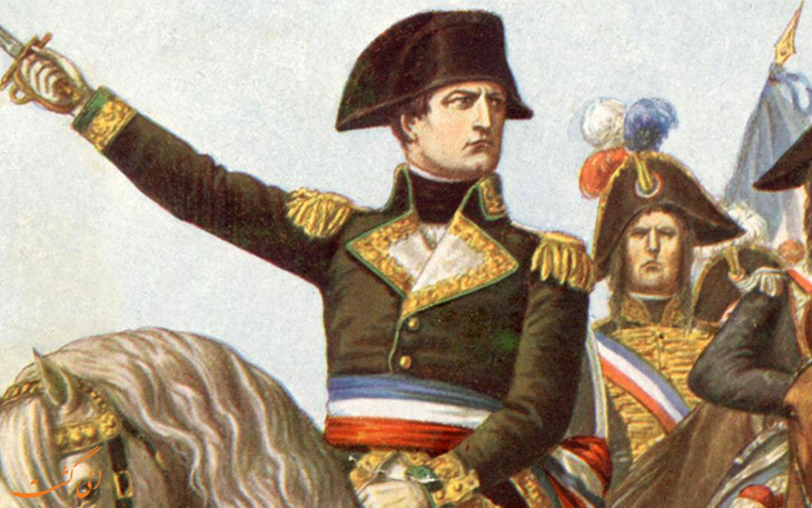 کلاه دو لبه ناپلئون (BIVORNE)