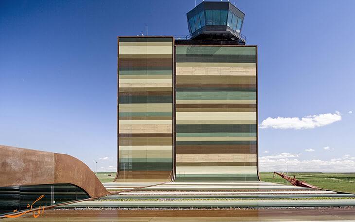 فرودگاه اسپانیا