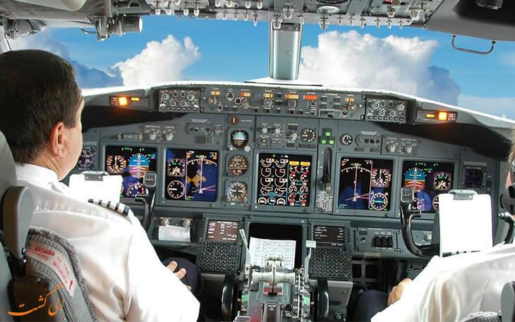 از کار افتادن جی پی اس هواپیما