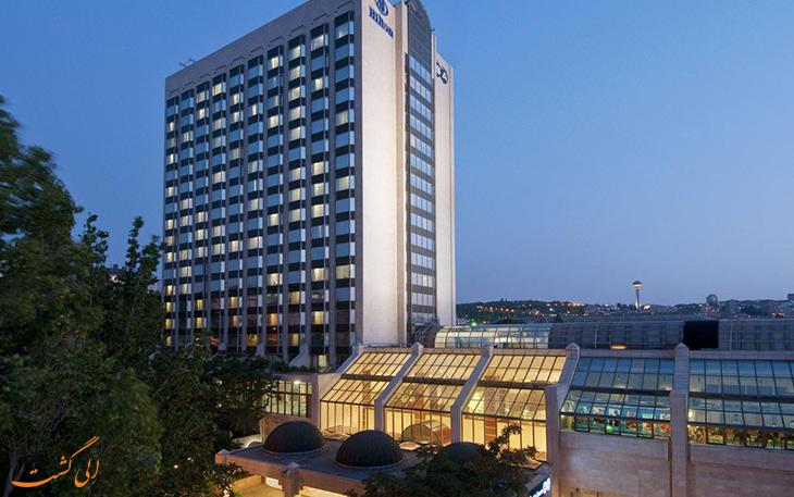 هتل آنکارا هیلتون سا