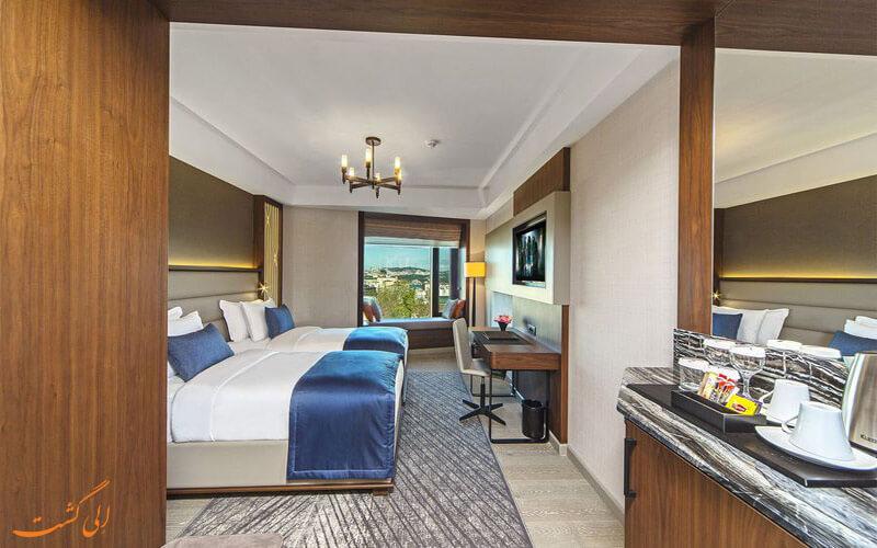 Arts Hotel Istanbul Bosphorus امکانات اتاق ها