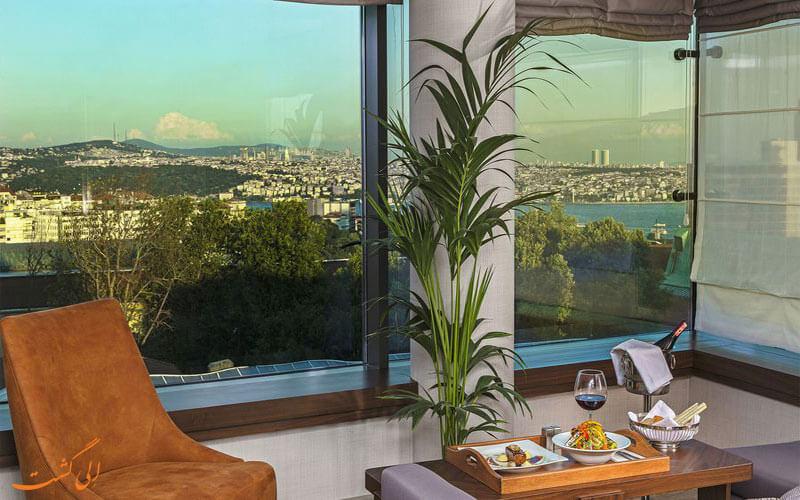 Arts Hotel Istanbul Bosphorusامکانات رفاهی