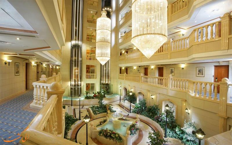 هتل کارلتون پالاس دبی