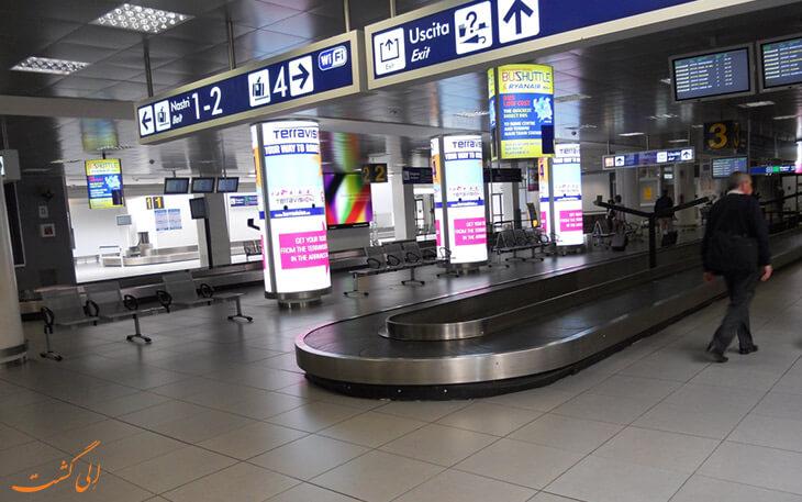 معرفی فرودگاه چمپینو
