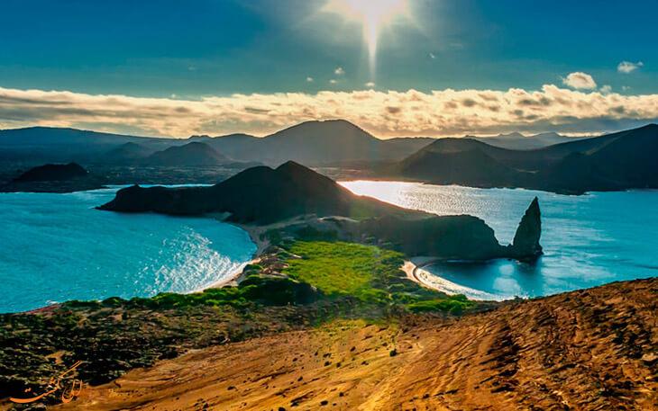 طبیعت گردی جزایر گالاپوس