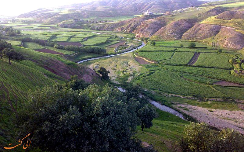 روستای پیله