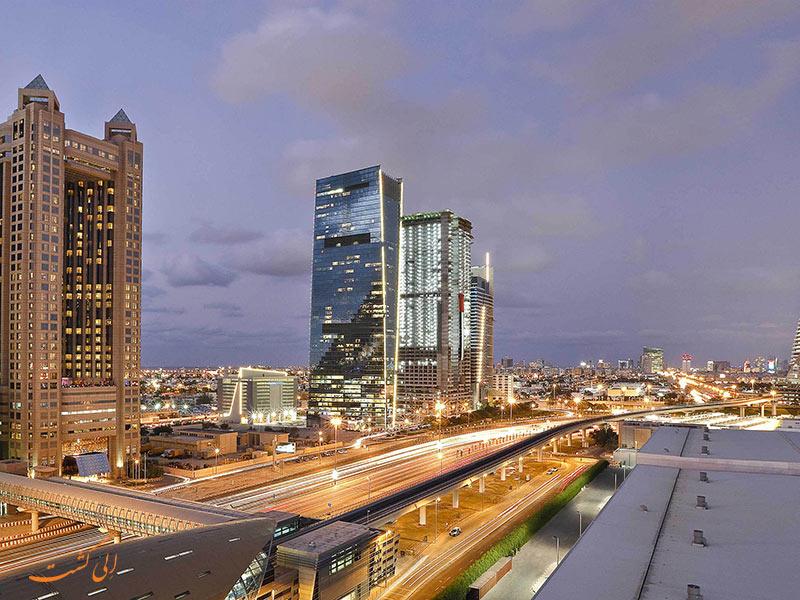 عکس هتل فیرمونت دبی