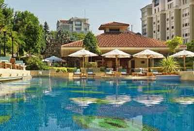 هتل گرند حیات در استانبول